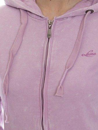Dámská mikina s kapucí LEONE XS [LW1758]