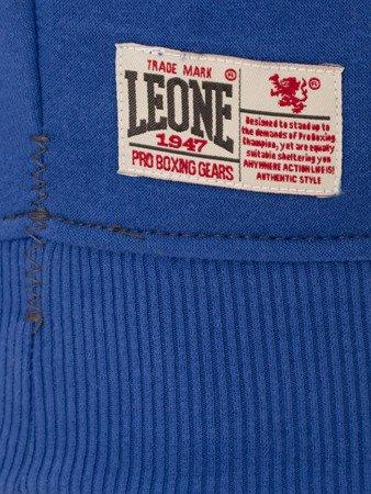 LEONE - HOODED SWEATSHIRT [LSM1501_BŁĘKIT]