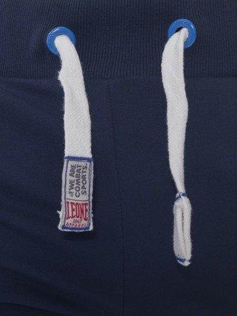 LEONE tmavě modré tepláky M [LSM1660]