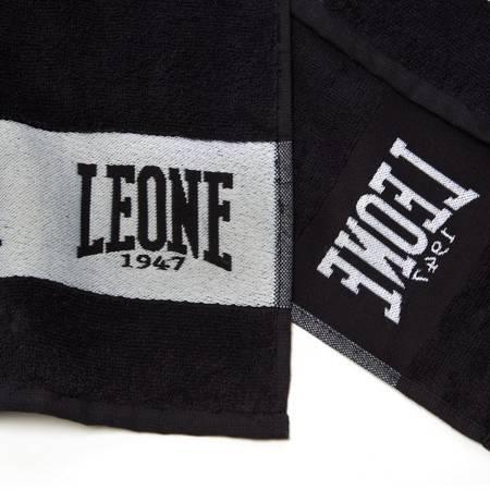 Leone1947 tréninkový ručník černý [AC915]