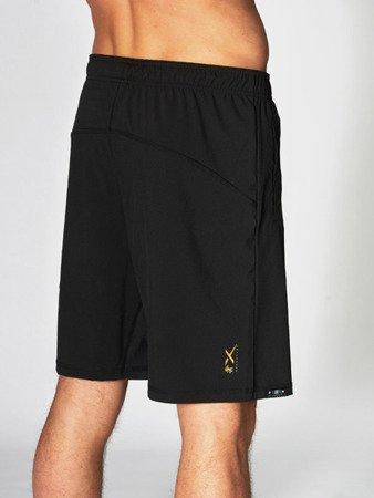 Pánské černé šortky Leone1947