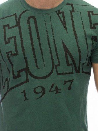 Tričko LEONE zelené M [LSM1730]